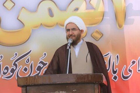 حجت الاسلام حاجی علی اکبری