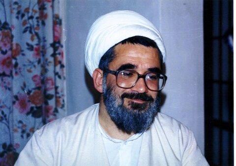 مرحوم استاد علی صفایی