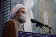 حاکمان آمریکا کم عقل ترین حاکمان دنیا هستند | سفر رئیس دستگاه قضاء پیوند معنوی بین دو ملت ایران و عراق را نشان داد