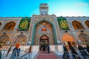 العتبة العلوية تحتفي بذكرى ولادة الإمامين محمد الباقر وعلي الهادي (عليهما السلام) + صور