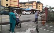 مساجد ایالت کلانتان مالزی با ۳۰ درصد نمازگزار آغاز به کار کردند