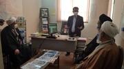 بازدیدنماینده ولیفقیه در امور حج و زیارت از خبرگزاری حوزه