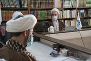تصاویر/ سفر معاون تهذیب حوزههای علمیه به بوشهر