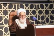 سخنرانی شیخ عیسی قاسم به مناسبت دهمین سال انقلاب مردم بحرین