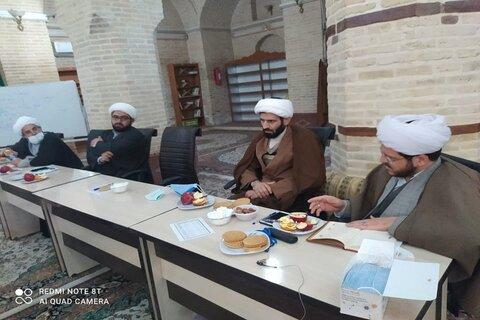 تصاویر/ رزمایش معاونین تهذیب مدارس علمیه استان کرمانشاه