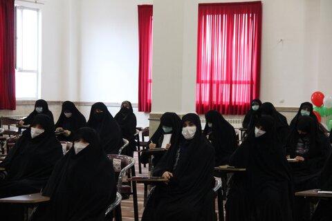 اساتید حوزه علمیه خواهران قزوین