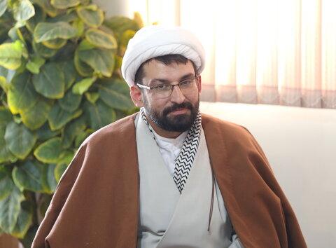 حجتالاسلام غلامرضا جلیلی مدیر رسانه حوزههای علمیه