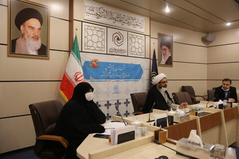 تصاویر/نشست خبری پذیرش حوزه های علمیه خواهران سراسر کشور