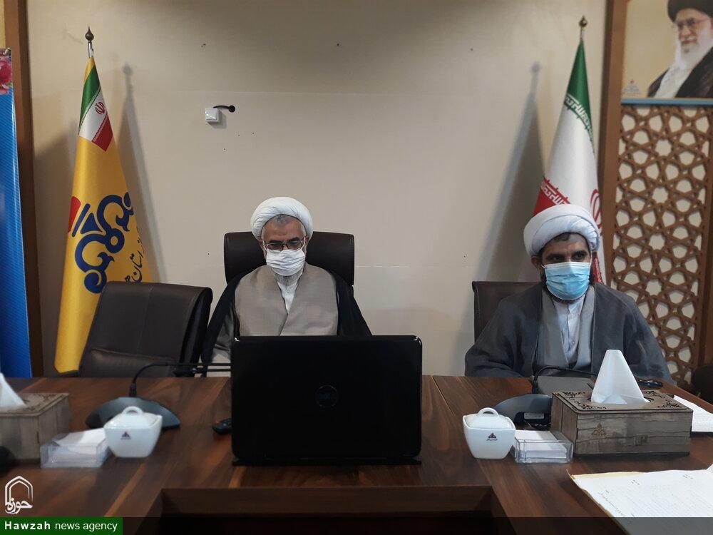 تصاویر اجلاسیه منطقه ای مدیران استان حوزه های علمیه