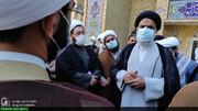 فیلم| فراخوان نماینده ولی فقیه در خوزستان به نیروهای جهادی