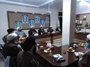 نشست هماندیشی اساتید مدرسه علمیه مسجد گوهرشاد برگزار شد