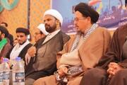 جموں میں تقریب سعید عشرہفجر؛ اسلامی انقلاب امت مسلمہ کی بڑی کامیابی، مقررین