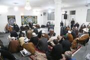 تصاویر / مراسم اولین سالگرد مرحوم استاد سیدهادی خسروشاهی در قم
