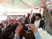 شیعہ علماء کونسل کی جانب سے سکھر تا کراچی تحفظ عزا لانگ مارچ، ہزاروں کی تعداد میں عزاداروں کی شرکت