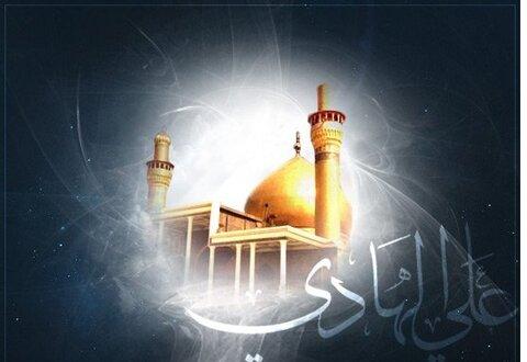 استشهاد الامام الهادي عليه السلام