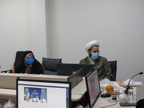 تصاویر/ نشست خبری افتتاح کتابخانه و نمایشگاه دائمی گفتمان علمی انقلاب اسلامی