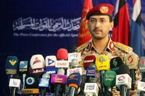 العميد يحيى سريع المتحدث باسم القوات المسلحة اليمنية