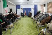 تصاویر/ نشست نخبگان روحانی خراسان شمالی