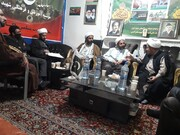 مجلس وحدت مسلمین پاکستان شعبہ قم کا حالات حاضرہپر اہم جلسہ