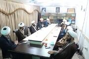 تصاویر/ نشست گروههای جهادی حوزه کردستان