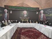 نشست تخصصی ابعاد شخصیتی آیت الله مصباح یزدی در تبریز برگزار شد