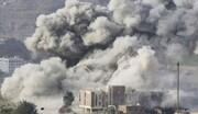 7 غارات لطيران العدوان السعودي على صنعاء