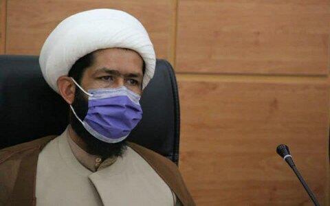 حجت الاسلام کرمی مدیر مدرسه علمیه امام خمینی(ره) اسلام آبادغرب