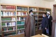 کتابخانه تخصصی علوم حوزوی شیخ مفید در چهارمحال و بختیاری افتتاح شد