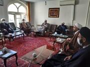 جلسه شورای آموزش مدرسه علمیه طالبیه تبریز برگزار شد