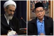 ڈاکٹر جلال الدین رحمت کی رحلت پر آیت اللہ اعرافی کا اظہار تعزیت