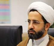 افتتاح سالن نمایش و استودیوی اشراق در دفتر تبلیغات اسلامی