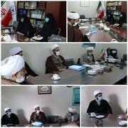 نشست شورای نهادهای حوزوی در گلستان برگزار شد