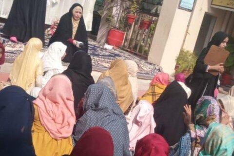 محترمہ فائزہ نقوی