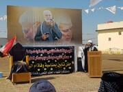 عراقیوں کو جو امن و امان کی فضا نصیب ہے وہ حشد شعبی کی قربانیوں اورمجاہدانہ کوششوں کا نتیجہ ہے، حجۃ الاسلام شیخ علی نجفی