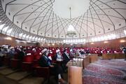 گزارشی از آیین اختتامیه هفتمین جشنواره پژوهشی علامه حلی استان قم