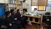 جعفریہ اسٹوڈنٹس آرگنائزیشن پاکستان کا علامہ ڈاکٹر شیخ شبیر الحسن میثمی سے ملاقات و تحفظ عزا لانگ مارچ کی کامیابی پر مبارکباد