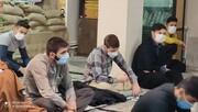 تصاویر/ درس اخلاق در مدرسه علمیه امام صادق (ع) بیجار