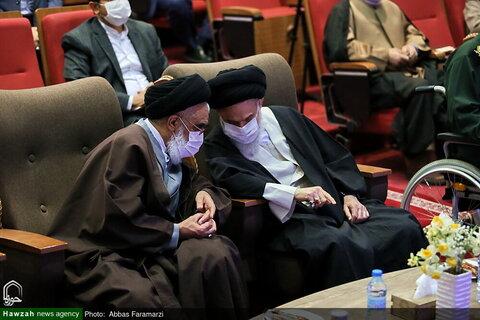 بالصور/ إقامة مؤتمر الصلاة لمحافظة قم المقدسة في نسخته الخامسة