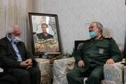 شهیدان سند افتخار ملت ایران هستند