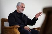 روزنامه اسرائیلی: سردار سلیمانی برای حمایت از حوزه نجف بسیار تلاش کرد
