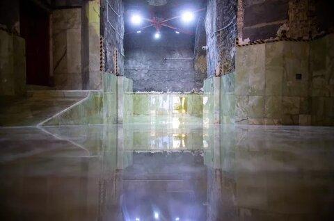 اختتام إحدى المراحل الهامّة من تأهيل وتصميم بوّابة الإمام الكاظم (عليه السلام) من الداخل