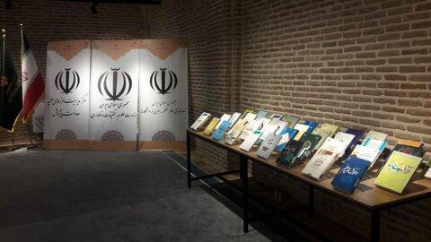 افتتاح نمایشگاه گفتمان علمی انقلاب اسلامی در مدرسه مروی