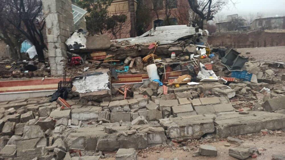 وعدههای عملی نشده و انتظارات زلزلهزدگان سیسخت از دولت جدید + فیلم