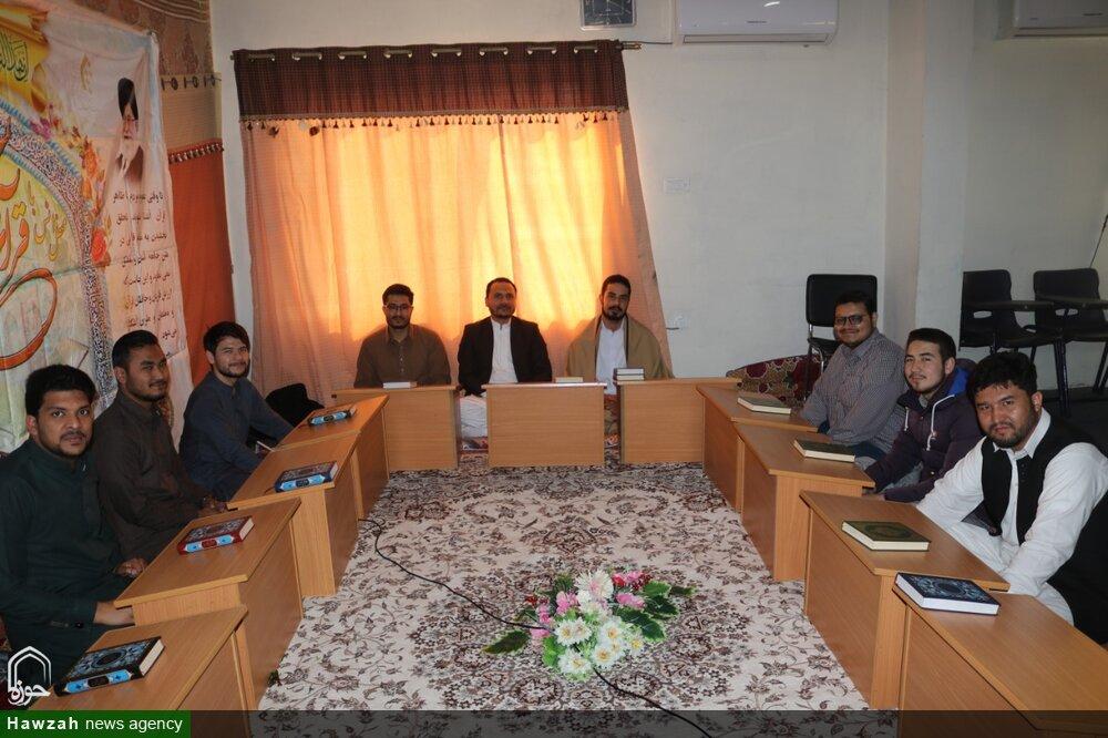 جامعۃ المصطفی العالمیہ کی بنیادی پالیسی قرآن حدیث کی تعلیمات سے وابستگی ہے