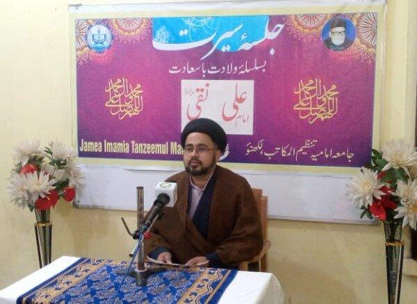 مولانا علی ہاشم عابدی