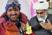 کوہ پیما محمد علی سدپارہ قوم کے عظیم بہادر اور نڈر سپوت تھے، علامہ راجہ ناصر
