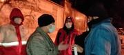 بازدید شبانه استاندار کهگیلویه و بویر احمد  از شهر زلزله زده سی سخت+ تصاویر