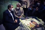 شهید حججی نماد نسل چهارم انقلاب اسلامی است