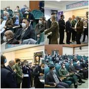 عزت و افتخار جمهوری اسلامی حاصل تلاش رزمندگان و ایثارگران است