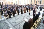 امام جمعه نجف: آمریکا از رژیمهای فاسد منطقه حمایت نکند